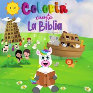 Colorin cuenta la Biblia - Génesis -