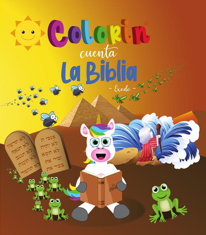 Colorin cuenta la Biblia - Éxodo-