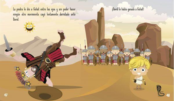 Colorin cuenta la Biblia - Cuentos de la Biblia - Las mejores historias de la Biblia para niños