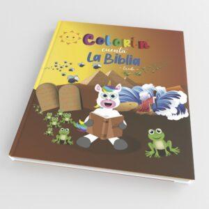 Biblia para niños - Colorin cuenta la Biblia - Éxodo -