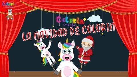 la navidad de colorin
